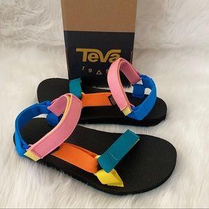 New Teva Original Universal Sandals 90s Multi